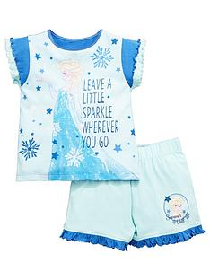 disney-frozen-frozen-girls-shorty-pyjamas