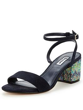 dune-london-marble-jaggernbspdetail-heeled-sandal-navy