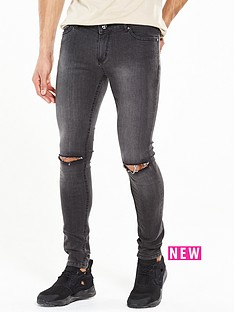 criminal-damage-super-skinny-ripped-jean