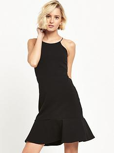 river-island-flute-hem-cami-dress-black