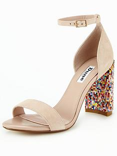 dune-millions-hundreds-and-thousands-heel-sandal-blush