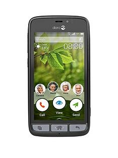 doro-8030-phone-black