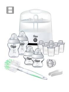 Tommee Tippee Electric Steriliser Kit