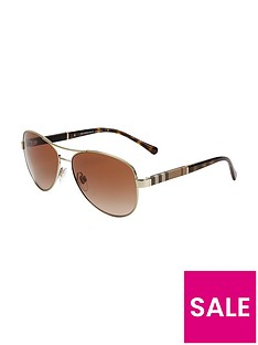 burberry-aviator-style-sunglasses