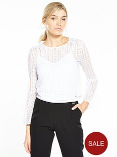 guess-amelia-bell-sleeve-blouse-true-white