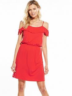 v-by-very-strappy-cold-shoulder-dress