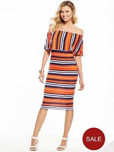 v-by-very-off-the-shoulder-midi-dress