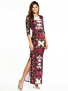 v-by-very-column-maxi-dress