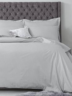 Bedding bedding linen very hotel collection luxury 300 thread count soft touch sateen stripe duvet cover gumiabroncs Image collections