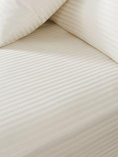 hotel-collection-luxury-300-thread-count-soft-touch-sateen-stripe-extra-deep-32cm-fitted-sheet