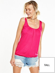 v-by-very-tall-fold-centre-vest-fuchsia