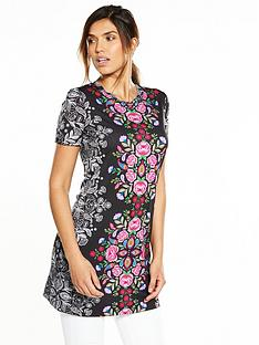 v-by-very-placement-print-tunic