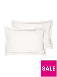 hotel-collection-luxury-400-thread-count-stitch-boarder-soft-touch-sateen-oxford-pillowcase-pair
