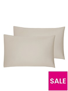 hotel-collection-luxury-400-thread-count-plain-soft-touch-sateen-standard-pillowcase-pair