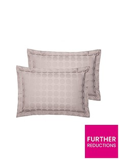 hotel-collection-soft-touch-circles-pillowcases
