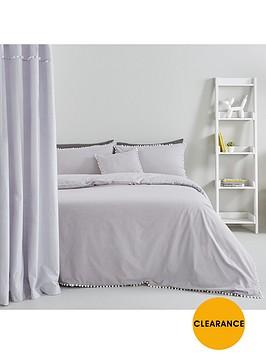 hotel-collection-tia-pompom-180-thread-count-duvet-set