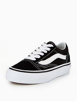 vans-old-skool-childrens-trainer-blackwhitenbsp