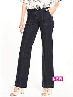 miss-selfridge-straight-leg-pocket-jean