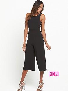 miss-selfridge-cut-out-culotte-jumpsuit-black