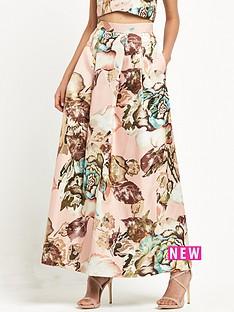 miss-selfridge-jacquard-maxi-skirt