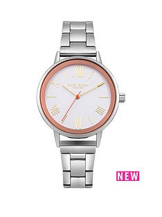 daisy-dixon-emmie-matte-white-dial-silver-metal-bracelet-ladies-watch