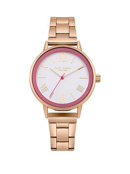 daisy-dixon-emmie-matte-white-dial-rose-gold-metal-bracelet-ladies-watch