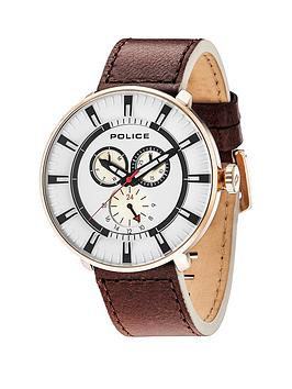 police-league-white-multi-dial-brown-leather-strap-mens-watch