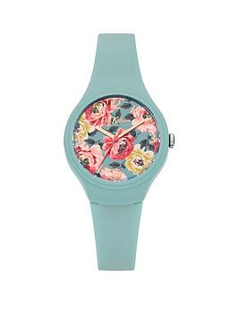 cath-kidston-peony-blossom-photo-floral-printed-dial-marine-silicone-strap-ladies-watch