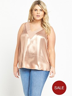 ri-plus-cami-top-rose-gold