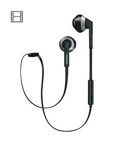 Philips Philips Wireless Bluetooth Headset - Black