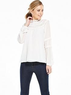 vila-adelasnbsplong-sleeve-top-cloud-dancer