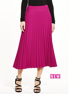 v-by-very-pleated-skirt-pink