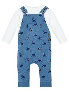 monsoon-monty-monkey-dungaree-set