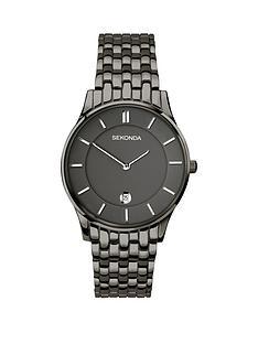 sekonda-sekonda-black-dial-black-plated-stainless-steel-braclet-mens-watch