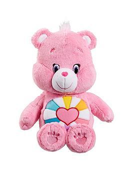 care-bears-medium-plush-with-dvd-hopeful-heart