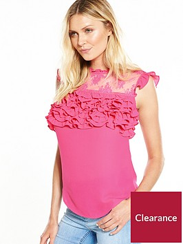 v-by-very-lace-insert-ruffle-blouse