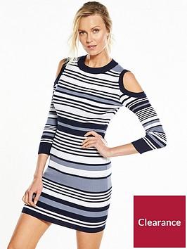 v-by-very-cold-shoulder-stripe-dress