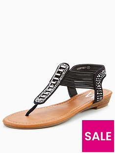 wallis-sirena-toe-post-flat-sandal