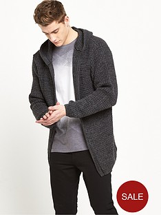 river-island-knitted-hooded-cardi