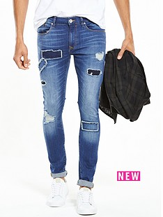 river-island-superskinny-rip-amp-repair-jeans