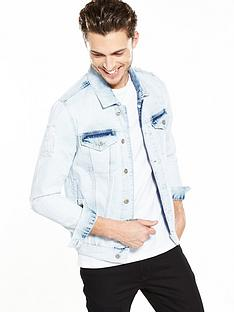river-island-bleach-wash-denim-jacket