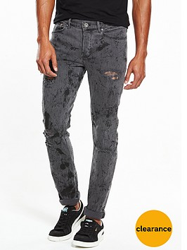 river-island-skinny-fit-distressed-jeans