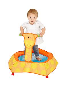early-learning-centre-elc-giraffe-trampoline