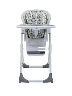Joie Mimzy 2-in-1 Highchair - Abstract Arrows