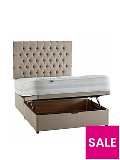 silentnight-mirapocketnbsppaige-1400-orthonbsplift-up-storage-divan-bed