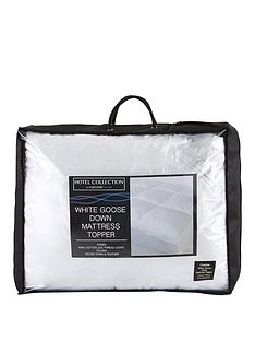 hotel-collection-luxury-white-goose-down-6cm-mattress-topper