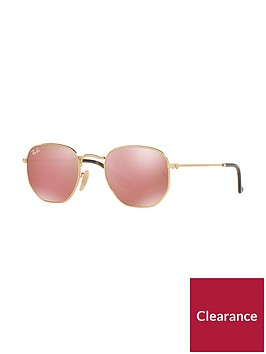 ray-ban-rayban-hex-flat-lense-sunglasses