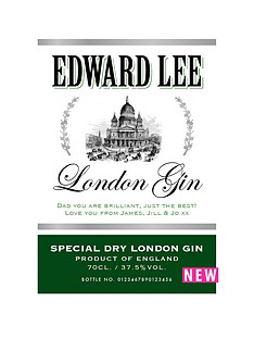 personalised-gin