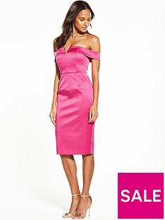 v-by-very-bardot-bodycon-dress-pink