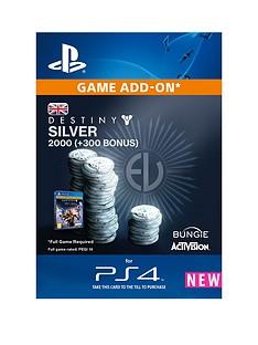 playstation-destiny-silver-2000-300-bonus